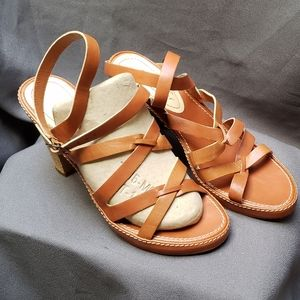 Kenneth Cole Ankle Strap Sandals